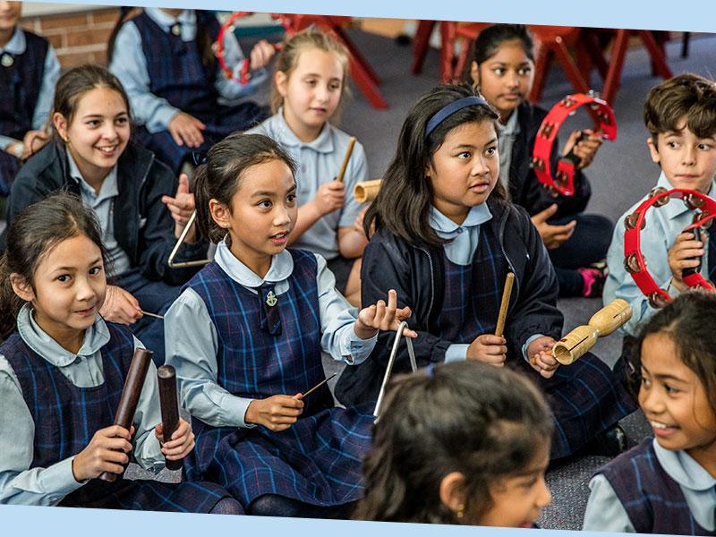 Catholic Primary Schools | St John Vianney's Primary